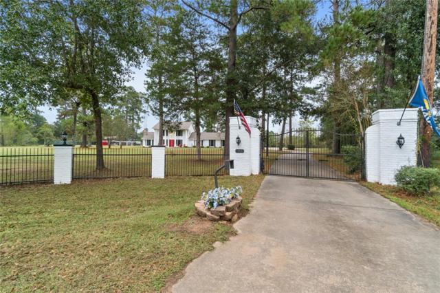 14002 Deer Run Street, Magnolia, TX 77355 (MLS #63609281) :: Krueger Real Estate