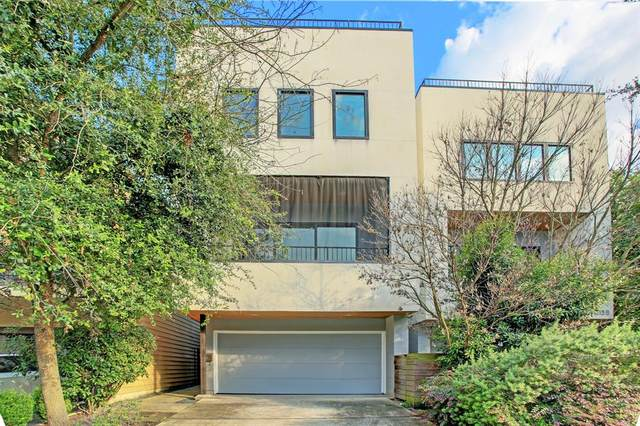 1613 Vermont Street A, Houston, TX 77006 (MLS #63612800) :: The Home Branch