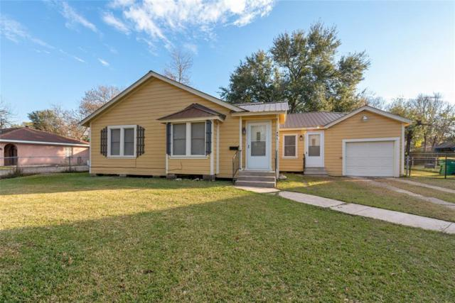 405 Scott Street, Baytown, TX 77520 (MLS #63618180) :: Krueger Real Estate