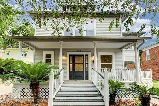 105 E 14th Street, Houston, TX 77008 (MLS #63619946) :: Green Residential