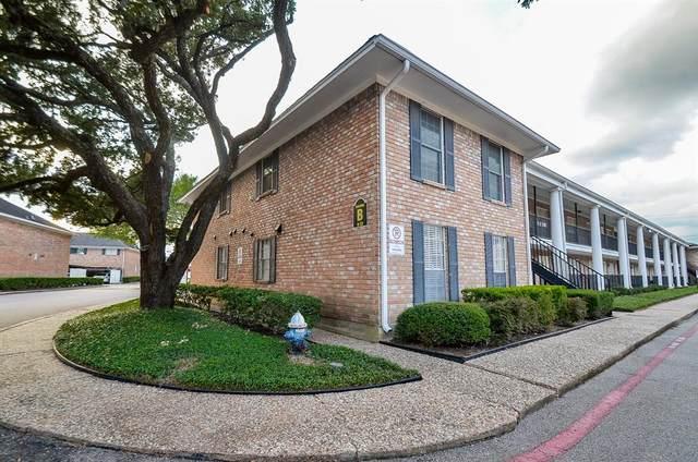14333 Memorial Drive #15, Houston, TX 77079 (MLS #63623346) :: The Wendy Sherman Team