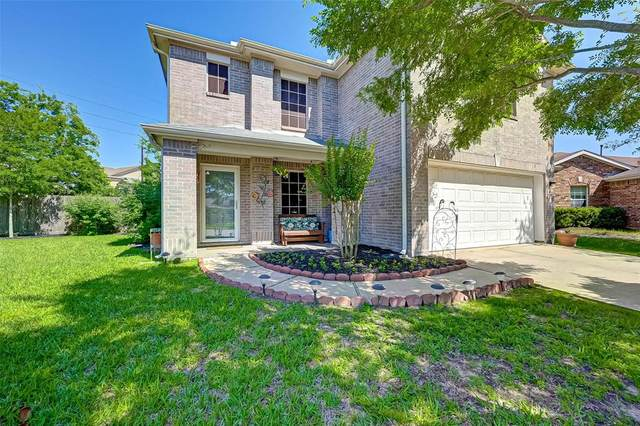 3831 Banks Ridge Lane, Katy, TX 77449 (MLS #63628063) :: The Bly Team