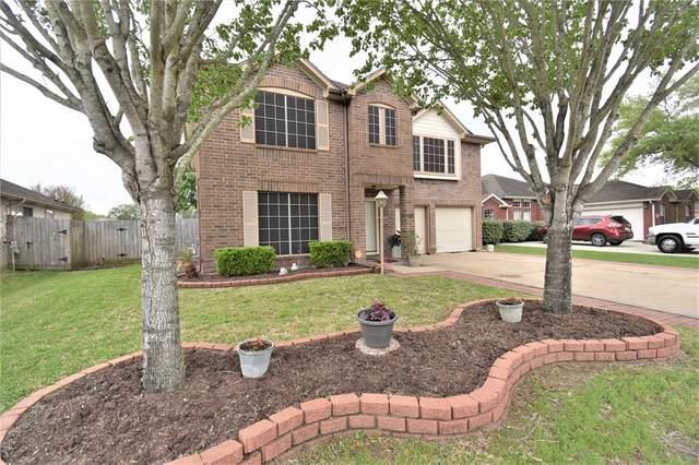 222 Armand Bay Drive, Dickinson, TX 77539 (MLS #63636931) :: Homemax Properties