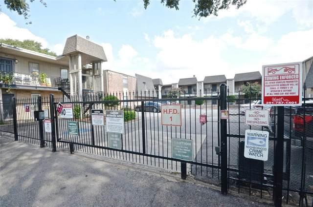 5550 N Braeswood Boulevard #58, Houston, TX 77096 (MLS #6364380) :: My BCS Home Real Estate Group