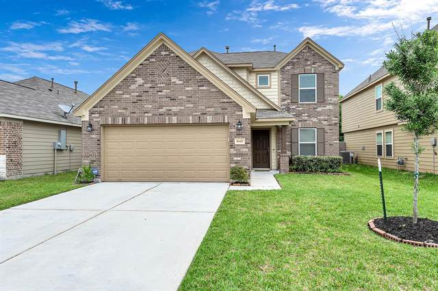 16417 Olive Sparrow Drive, Conroe, TX 77385 (MLS #63678914) :: The Heyl Group at Keller Williams