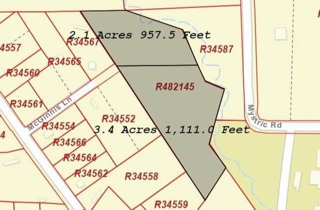 0 Mcginnis Lane Lane, Montgomery, TX 77356 (MLS #63679580) :: Michele Harmon Team