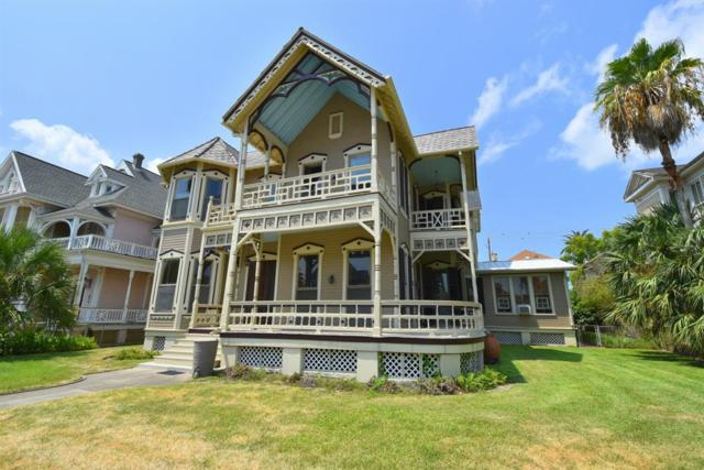 1718 Church Street, Galveston, TX 77550 (MLS #6369690) :: Caskey Realty