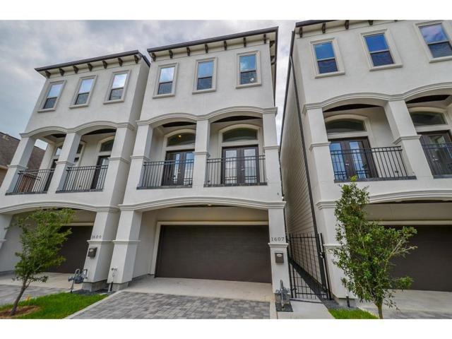 1716 W 14th, Houston, TX 77008 (MLS #63710664) :: Glenn Allen Properties