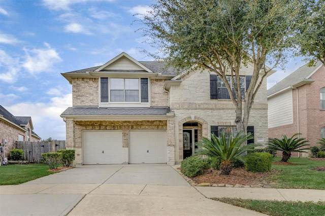 5318 Autumn Rose Lane, Sugar Land, TX 77479 (MLS #63713608) :: The Home Branch