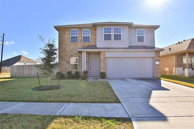 1 Supiro Drive, Manvel, TX 77578 (MLS #63720401) :: The Heyl Group at Keller Williams