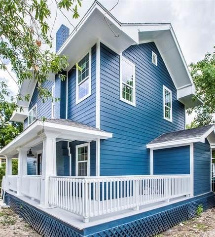 4120 Rusk Street, Houston, TX 77023 (MLS #63759997) :: Caskey Realty