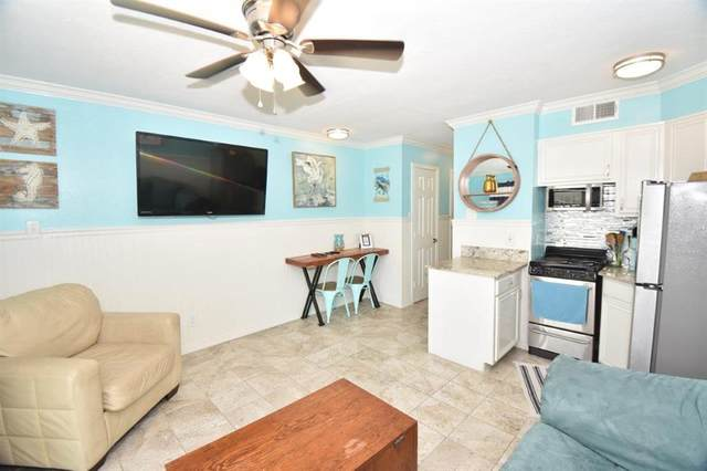 6102 Seawall Boulevard #131, Galveston, TX 77551 (MLS #6376057) :: Michele Harmon Team