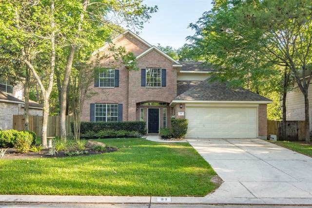 27 Valley Mead Place, The Woodlands, TX 77384 (MLS #6376697) :: CORE Realty
