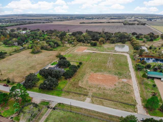 2110 Finney Vallet Road, Rosenberg, TX 77471 (MLS #63767406) :: The SOLD by George Team