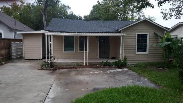 4541 Bricker Street, Houston, TX 77051 (MLS #63774282) :: Christy Buck Team