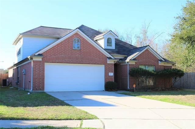 923 Brady Bend Drive, Spring, TX 77373 (MLS #6377512) :: The Home Branch