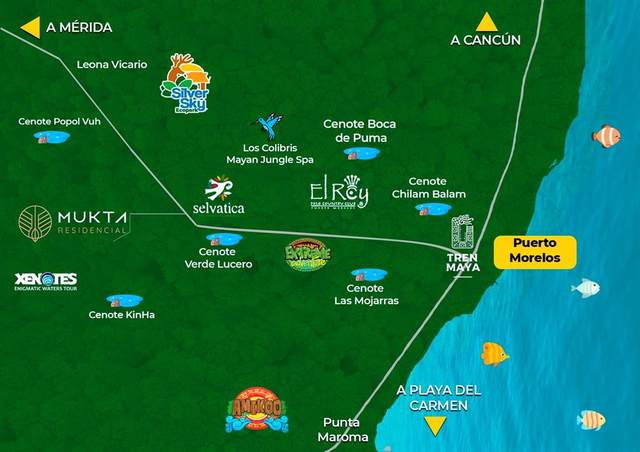 0 Circuito Varun, Puerto Morelos, TX 77580 (MLS #63779363) :: Parodi Group Real Estate