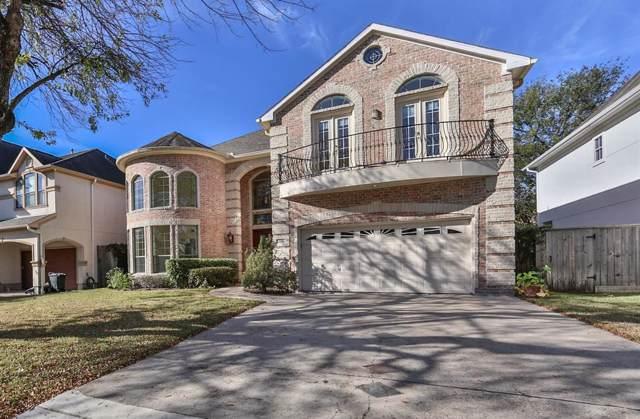 1115 Howard Lane, Bellaire, TX 77401 (MLS #63784535) :: Texas Home Shop Realty