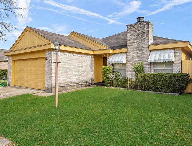 6131 Gladewell Drive, Houston, TX 77072 (MLS #63785347) :: The SOLD by George Team