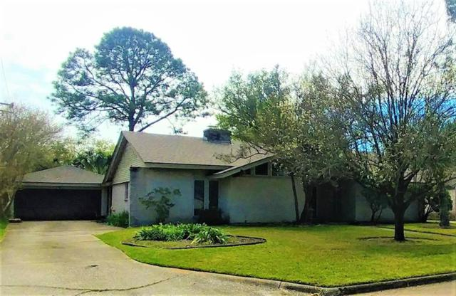 1714 Davon Lane, Houston, TX 77058 (MLS #63813669) :: The SOLD by George Team