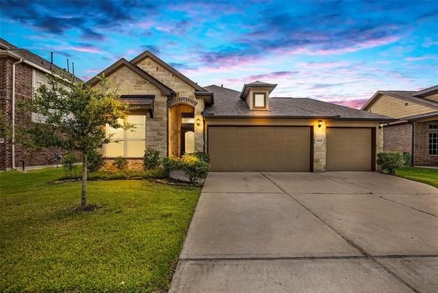 6522 N Hunters Creek Lane, Baytown, TX 77521 (MLS #63815132) :: The Home Branch