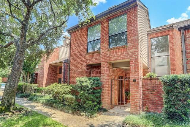 7447 Cambridge Street #17, Houston, TX 77054 (MLS #63817598) :: Guevara Backman