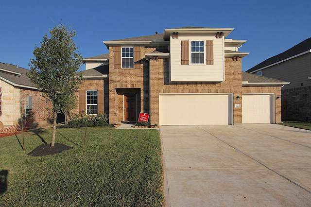 2410 Kelson Cove Drive, Texas City, TX 77568 (MLS #63820389) :: Giorgi Real Estate Group