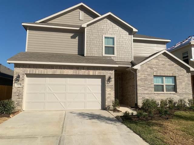 427 Black Walnut Drive, Conroe, TX 77304 (MLS #63835039) :: The SOLD by George Team