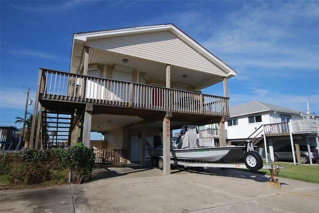 4106 Reeves Drive, Galveston, TX 77554 (MLS #63846841) :: Texas Home Shop Realty