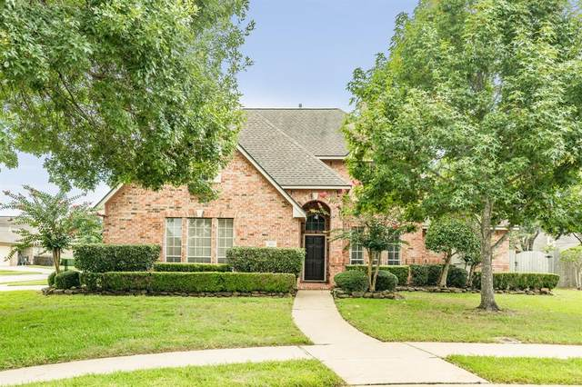 101 Rosemary Lane, Lake Jackson, TX 77566 (MLS #63848450) :: All Cities USA Realty