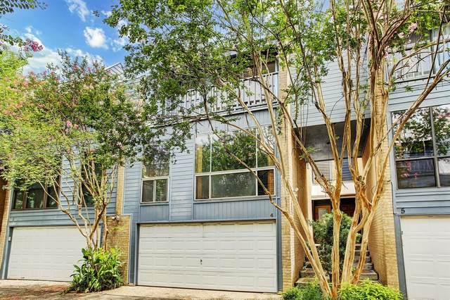 2506 Mandell Street #4, Houston, TX 77006 (MLS #63851323) :: Lerner Realty Solutions
