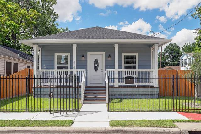 925 E 32nd Street, Houston, TX 77022 (MLS #63854048) :: The Heyl Group at Keller Williams