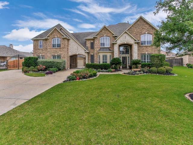 17207 Bowdin Crest Drive, Cypress, TX 77433 (MLS #63855839) :: Texas Home Shop Realty