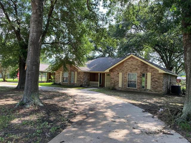 1523 S Persimmon Street, Tomball, TX 77375 (#63857858) :: ORO Realty