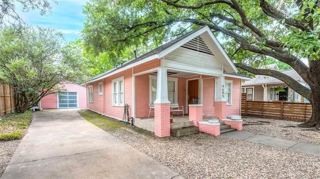 4605 Michaux Street, Houston, TX 77009 (MLS #63858903) :: Green Residential