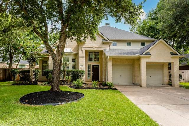 22626 Emily Park Lane, Katy, TX 77494 (MLS #63865164) :: The SOLD by George Team