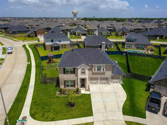 1519 Nacogdoches Valley Dr Drive, League City, TX 77573 (MLS #63872950) :: Texas Home Shop Realty