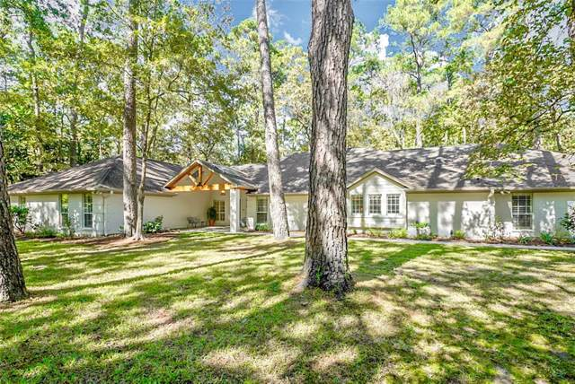 2615 Kings Forest Drive, Kingwood, TX 77339 (MLS #63886043) :: The Parodi Team at Realty Associates