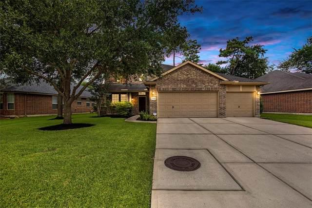 17511 Durham Ridge Lane, Humble, TX 77346 (MLS #63892471) :: The SOLD by George Team