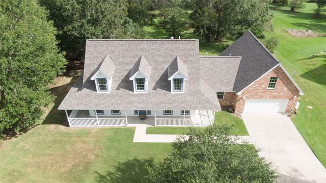 569 County Road 417, Dayton, TX 77535 (MLS #63899209) :: The SOLD by George Team