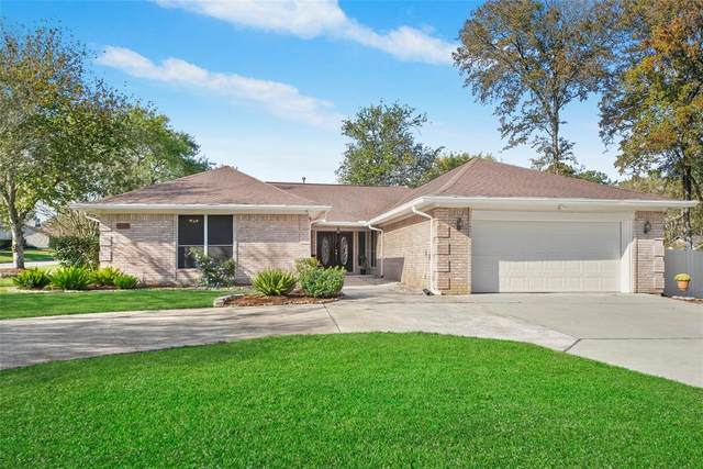 155 April Wind Drive E, Conroe, TX 77356 (MLS #63912160) :: The Home Branch
