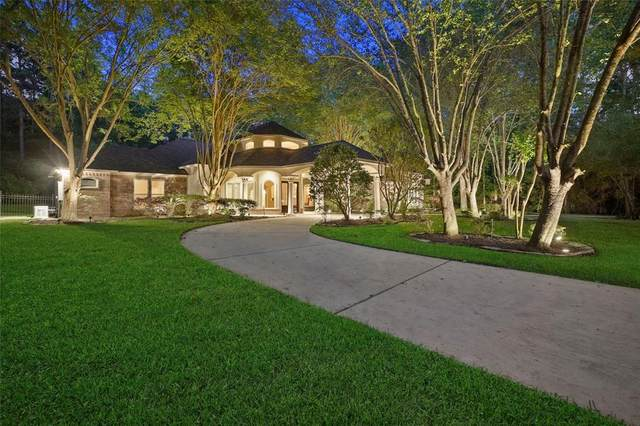 10349 Paradise Valley, Conroe, TX 77304 (MLS #63912504) :: The Home Branch
