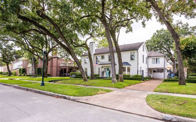 3753 Chevy Chase Drive, Houston, TX 77019 (MLS #63917348) :: The Heyl Group at Keller Williams