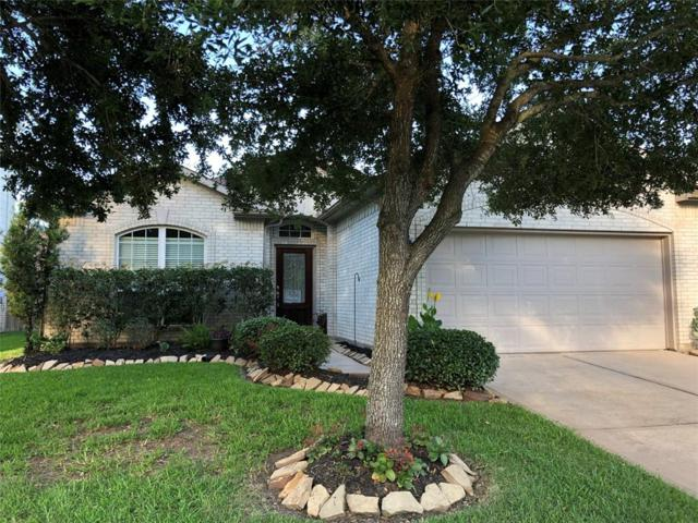 2707 Golden Creek Lane, Pearland, TX 77584 (MLS #6391786) :: The SOLD by George Team