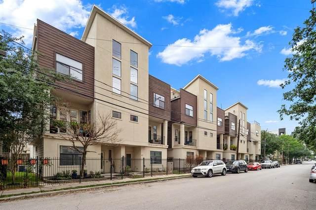 403 Jackson Hill Street, Houston, TX 77007 (MLS #63919402) :: Rachel Lee Realtor