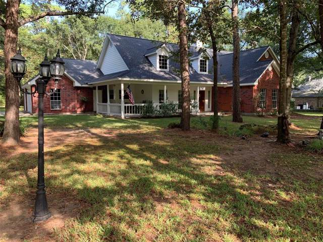26811 Stagecoach Crossing Drive, Magnolia, TX 77355 (MLS #63919645) :: The Heyl Group at Keller Williams