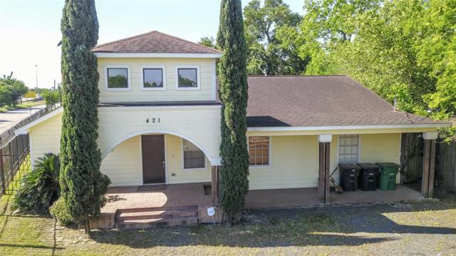 421 Eichwurzel Lane, Houston, TX 77009 (MLS #63923225) :: The Heyl Group at Keller Williams