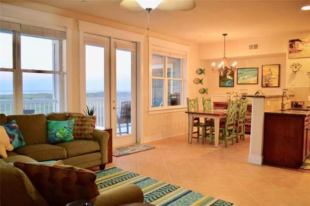 26501 Mangrove Drive #102, Galveston, TX 77554 (MLS #63923857) :: The Sold By Valdez Team