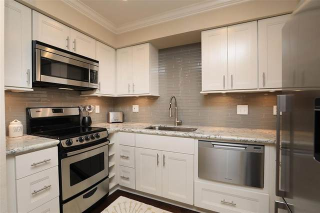 3402 Garrott Street #3, Houston, TX 77006 (MLS #6392769) :: Bay Area Elite Properties