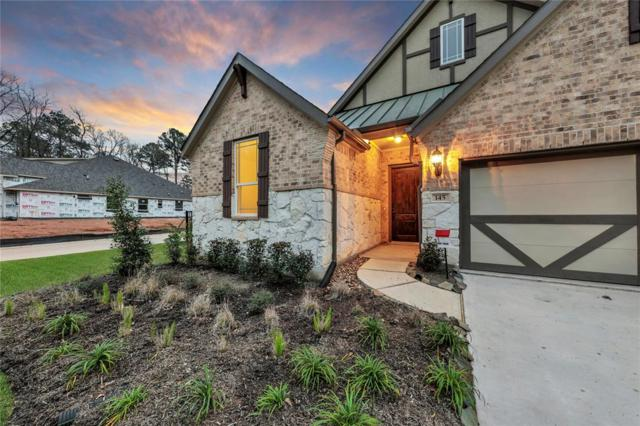 145 Bluebell Woods Way, Willis, TX 77318 (MLS #63936250) :: The Home Branch